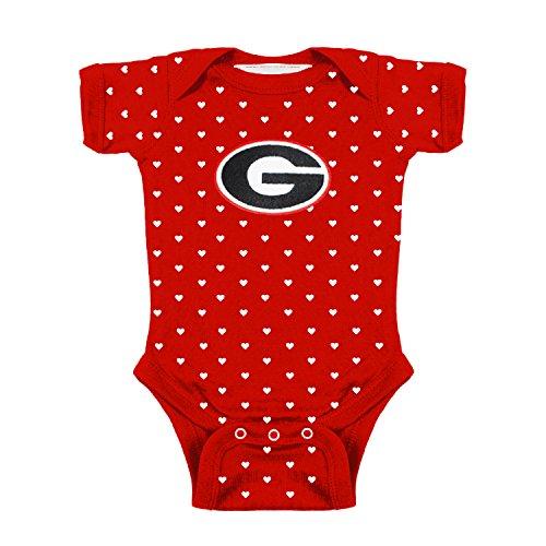 georgia bulldogs baby shower - 5