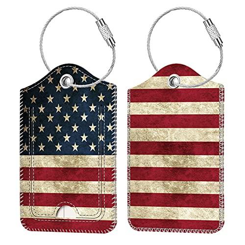 2 identificadores para valija equipaje mochila estados unido