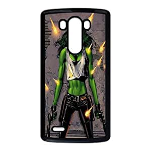 ZK-SXH - She-Hulk Personalized Phone Case for LG G3,She-Hulk Customized Case