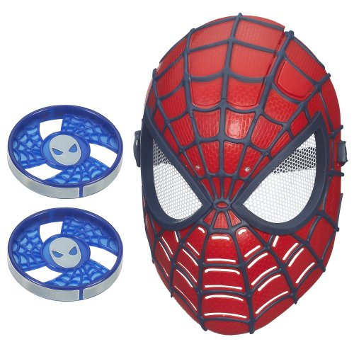 Amazing Spider Man Mask (Marvel The Amazing Spider-Man 2 Spider Vision Mask)