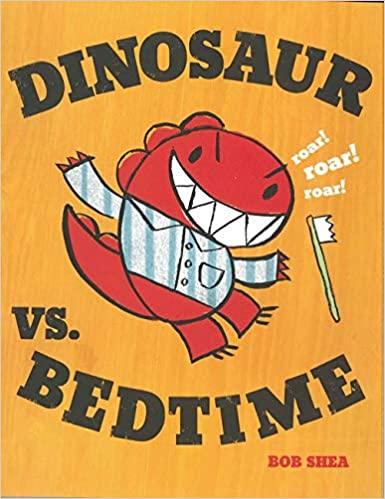Dinosaur vs. Bedtime | Nighttime stories | Beanstalk Single Mums