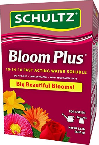 Schultz 1.5# Bloom Plus Water Soluble Plant Food Schultz Plant Food Plus