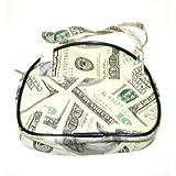 $100.00 Bill 4.5'''' Vinyl Coin Purse with Zipper Case Pack 144