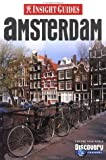 img - for Insight Guide Amsterdam (Insight Guides) by Zoe Ross (2000-09-30) book / textbook / text book