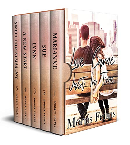 Love Came Just In Time Box Set by [Fenris, Morris]