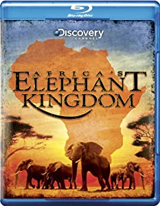 Cover Image for 'Africa's Elephant Kingdom'