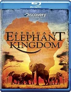 Africa's Elephant Kingdom [Blu-ray]