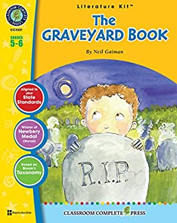 the graveyard book novel study guide gr 5 6 classroom complete rh amazon com the graveyard book study guide answers Study Guide Template