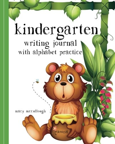 Kindergarten Writing Journal with Alphabet Practice