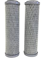 3M Sump Style Whole House Standard Carbon Filters - Model 3WH-STDCW-F02H