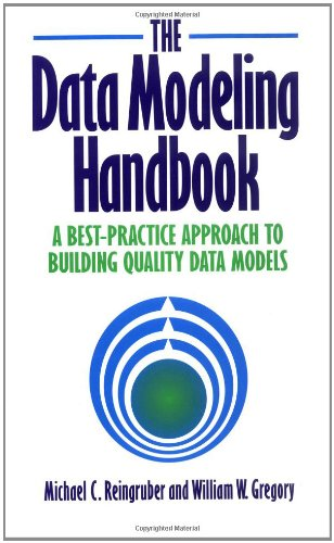 Price comparison product image The Data Modeling Handbook: A Best-Practice Approach to Building Quality Data Models