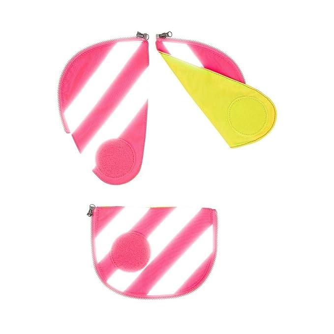 Ergobag Pack Sichherheitsset Pack 3-Tlg Mit Seitentasche Pink 511 Farbe Pink Neu
