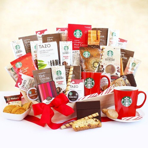 Ultimate Starbucks Holiday Celebration ()
