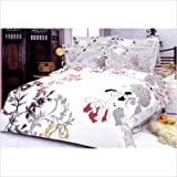 Le Vele LE27K Olympus King 6 Piece Duvet Cover Set