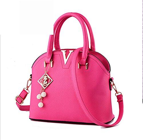 Italian Design Bucket Handbag - 6