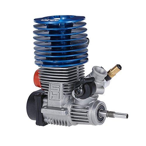 JIMI Original SH M21-P3 3.48cc 2-stroke Pull Start Engine for 1//8 Nitro Powered Buggy Truggy RC Car Parts