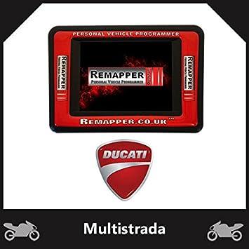 Ducati Multistrada Customized OBD ECU Remapping, Engine