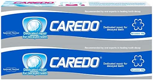 This toothpaste is the ONLY product to cure tooth decay for once, you'll never need to worry about relapse after using it,
