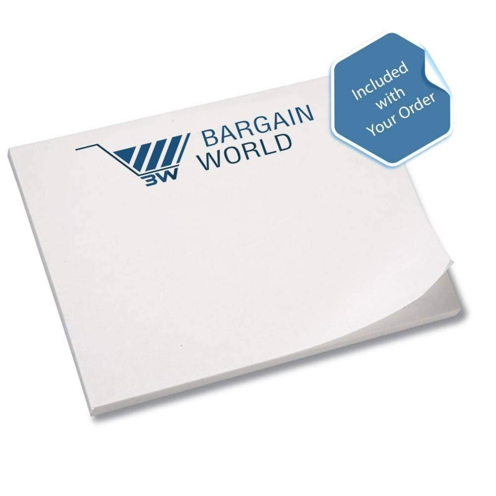 Bargain World Foam Jumbo Book Shapes (With Sticky Notes) by Bargain World (Image #4)