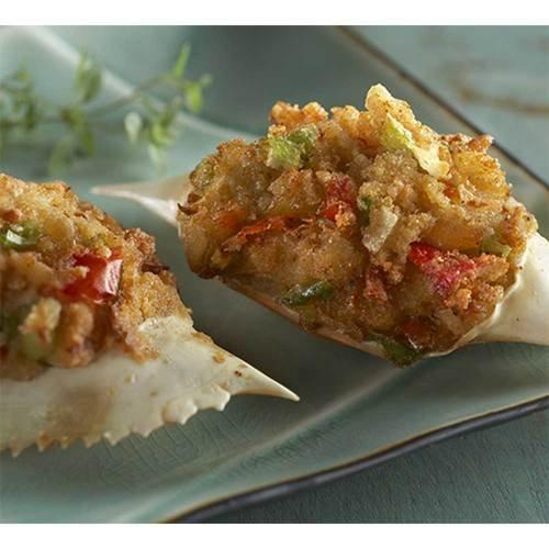 (Tampa Maid Captain Joe Stuffed Crab, 4 Ounce -- 24 per case.)