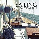 Skiing Calendar 2016: 16 Month Calendar