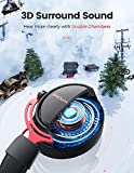 Mpow Air 2.4G Wireless Gaming Headset for