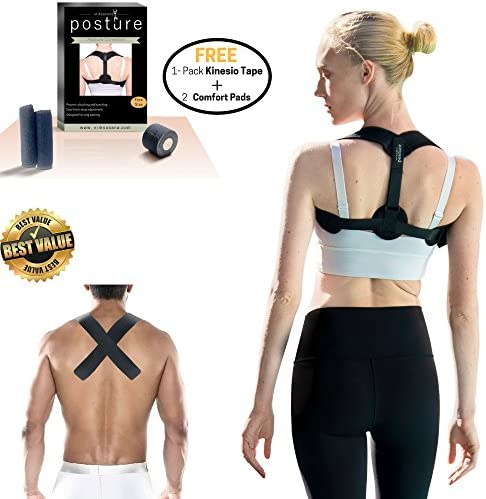 Vriksasana Posture Corrector Kinesiology Comfortable product image