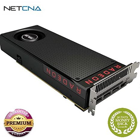 Radeon RX 480 8 GB AMD Polaris tarjeta gráfica Radeon RX 480 ...