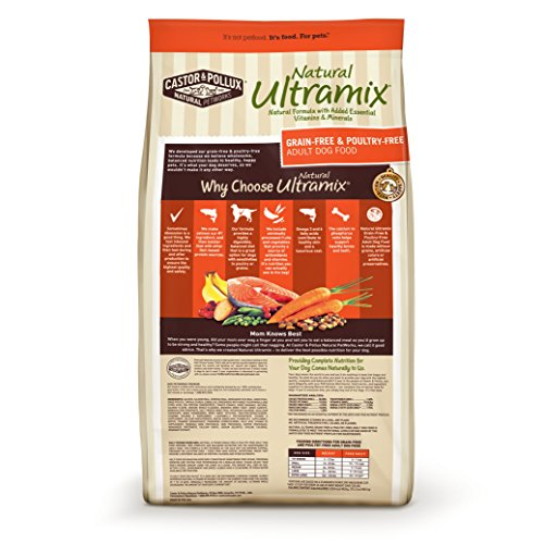 Ultramix Dog Food Reviews