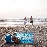 CampMe Beach Blanket, 9'×10', Beach Blanket Sand