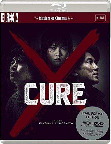 (CURE [Kyua] [Masters of Cinema] Dual Format (Blu-ray & DVD) )
