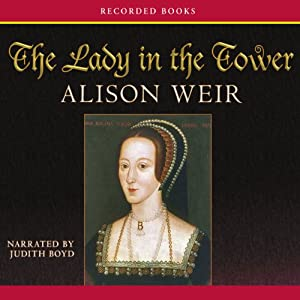 The Lady in the Tower Hörbuch