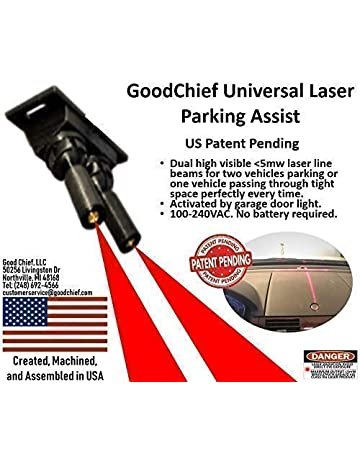 goodchief universal garage laser line parking assist – an innovative way to  easily park and guide