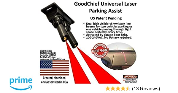 a26ace5da88 Amazon.com  GoodChief Universal Laser Parking Assist – a New ...