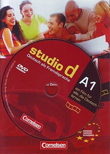 Download Studio d: DVD A1 mit Ubungsbooklet PDF