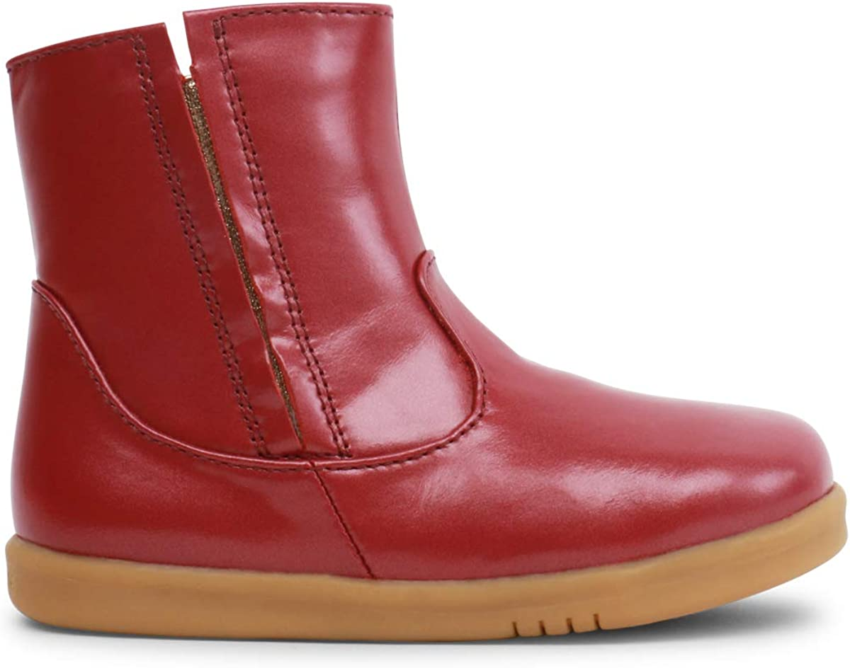 Bobux I-Walk Shire Rose Gloss Boots