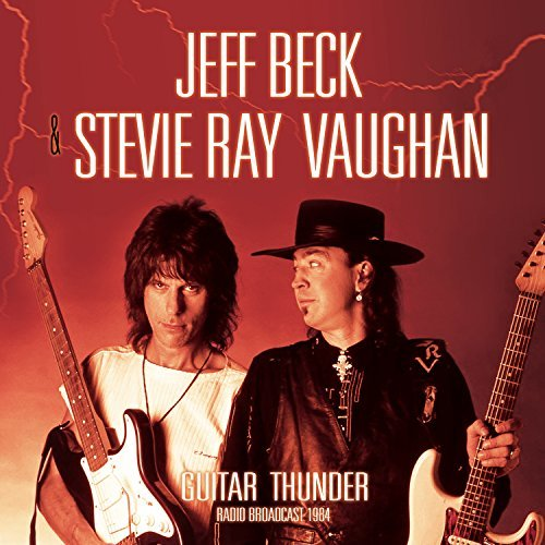 Guitar Thunder by Stevie Ray Vaughan & Jeff Beck