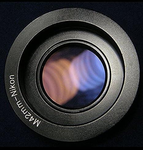 Viltrox M42-Nikon M42 Lente para Nikon F Mount Anillo Adaptador ...