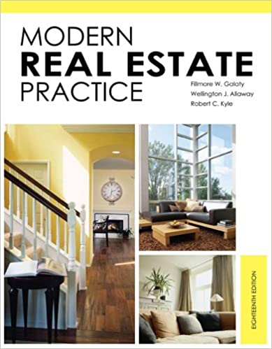 Modern Real Estate Practice 19th Edition Pdf