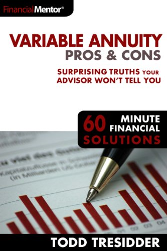 ?PDF? Variable Annuity Pros & Cons (60 Minute Financial Solutions Book 2). Twitter thriller libros Finally registro sounds uniform
