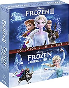 Pack: Frozen + Frozen 2 (BD) [Blu-ray]
