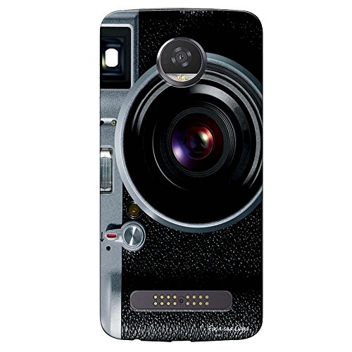 Capa Personalizada para Motorola Moto Z2 Play XT1710 Câmera Fotográfica - TX51