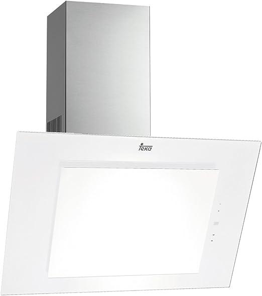 Teka DVT 785 De pared Blanco 786m³/h A - Campana (786 m³/h, Canalizado/Recirculación, A, A, C, 52 dB): 296.24: Amazon.es: Grandes electrodomésticos