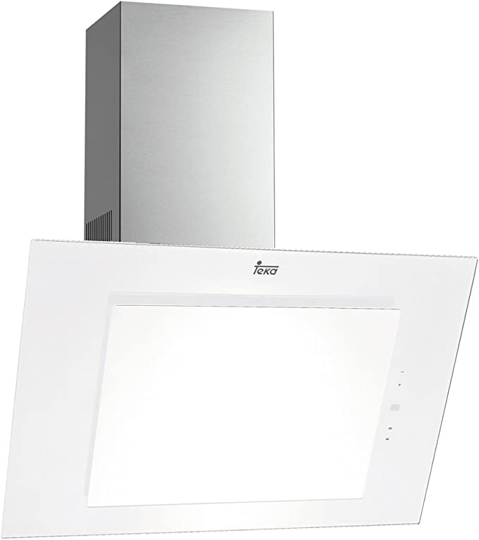 Teka DVT 985 De pared Blanco 786m³/h A - Campana (786 m³/h, Canalizado/Recirculación, A, A, C, 52 dB): 318.1: Amazon.es: Grandes electrodomésticos