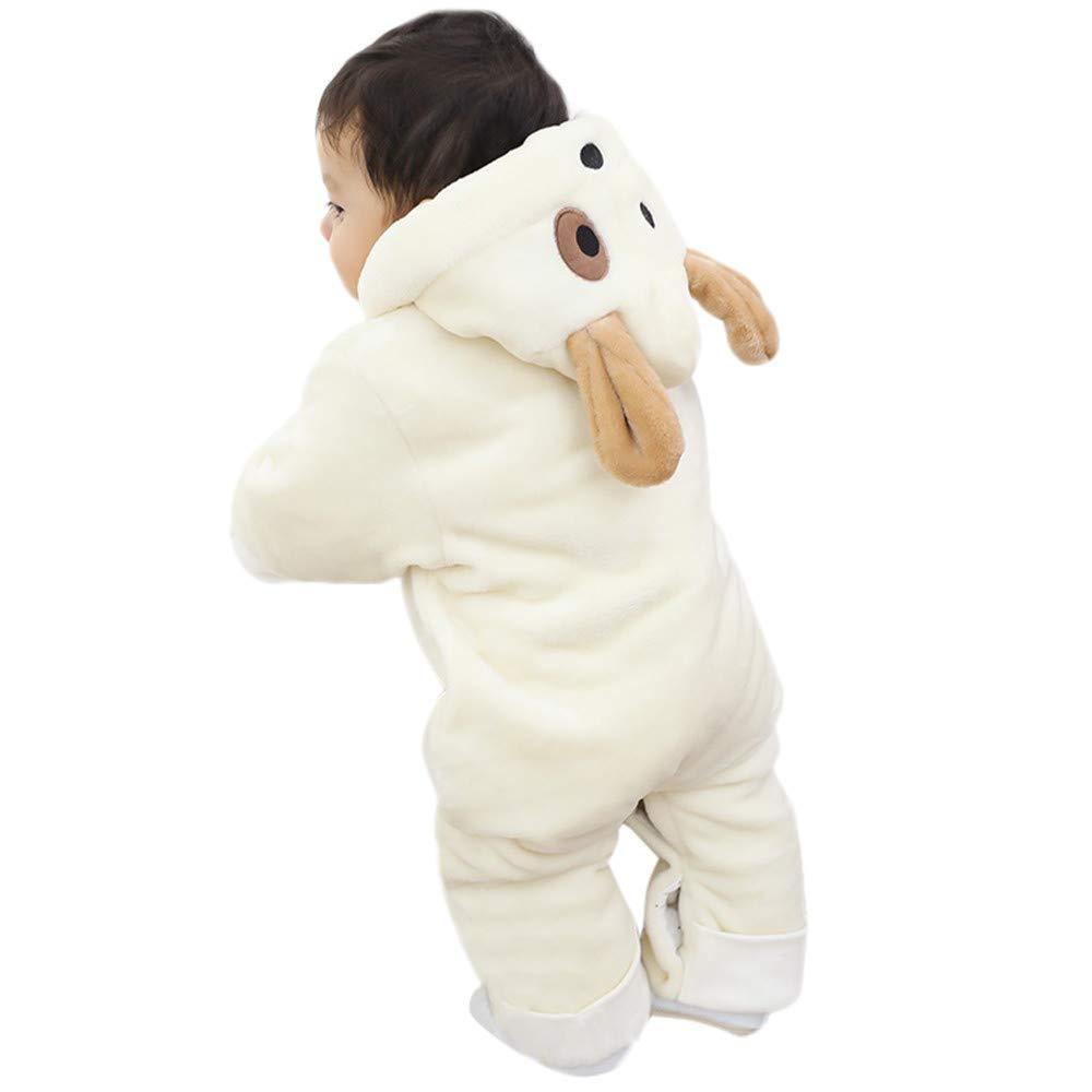 Moonker-Baby B07JMGBTFX Jumpsuit SHIRT ユニセックスベビー B07JMGBTFX SHIRT ホワイト 6 - 9 6 Months, 浜名湖グルメマーケット:d4269488 --- itxassou.fr