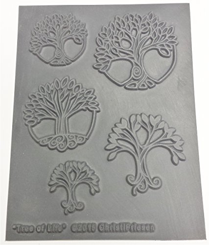 Trees of Life Texture Stamp by The Great Create