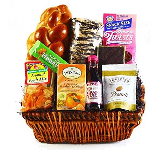 Kosherline Thinking of You Deluxe Shiva Kosher Gift Basket (Gift Basket Delivery Los Angeles)