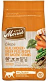 Merrick 1 Count Classic Real Chicken + Green Peas Recipe with Ancient Grains, 25 lb