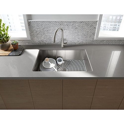 Buy single basin kitchen sink stainless steel