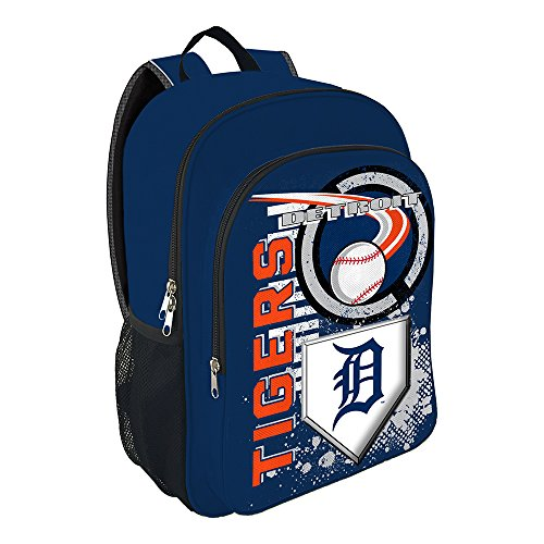 (The Northwest Company Detroit Tigers MLB Accelerator Backpack (Navy))